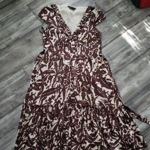 BCBG Maxazria Silk dress size 0